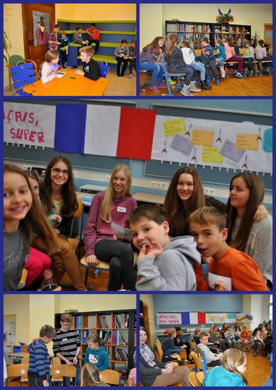Näher kennenlernen französisch